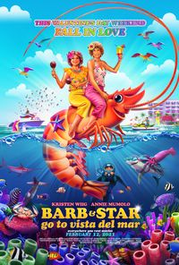 Barb and Star Go to Vista Del Mar (2021) movie poster