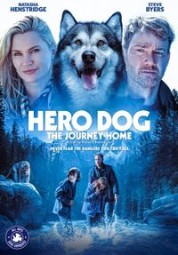 Hero Dog: The Journey Home (2021) movie poster