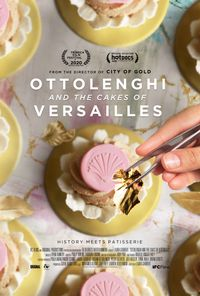 Ottolenghi and the Cakes of Versailles movie poster