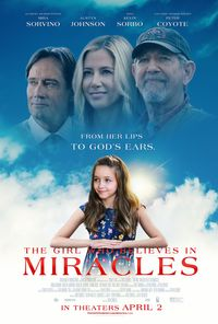 The Girl Who Believes In Miracles (2021) movie poster