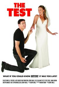 The Test movie poster