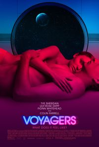 Voyagers (2021) movie poster